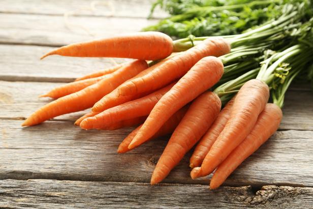 Как хранить очищенную морковь